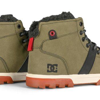 DC Woodland Boot - Deep Jungle