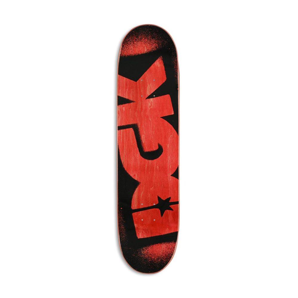 DGK O.G Logo Foil Skateboard Deck