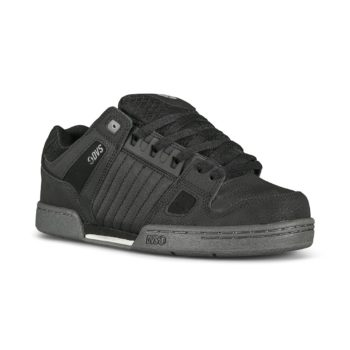 DVS Celsius Skate Shoes - Black / Charcoal / White