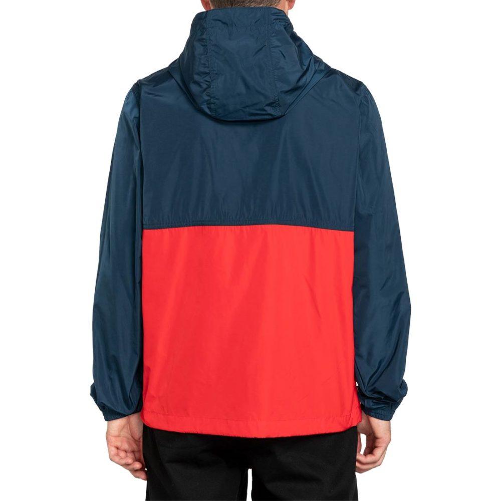 Element Alder Fundamental Jacket - Fire Red