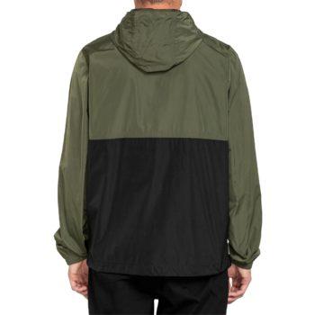 Element Alder Fundamental Jacket - Flint Black