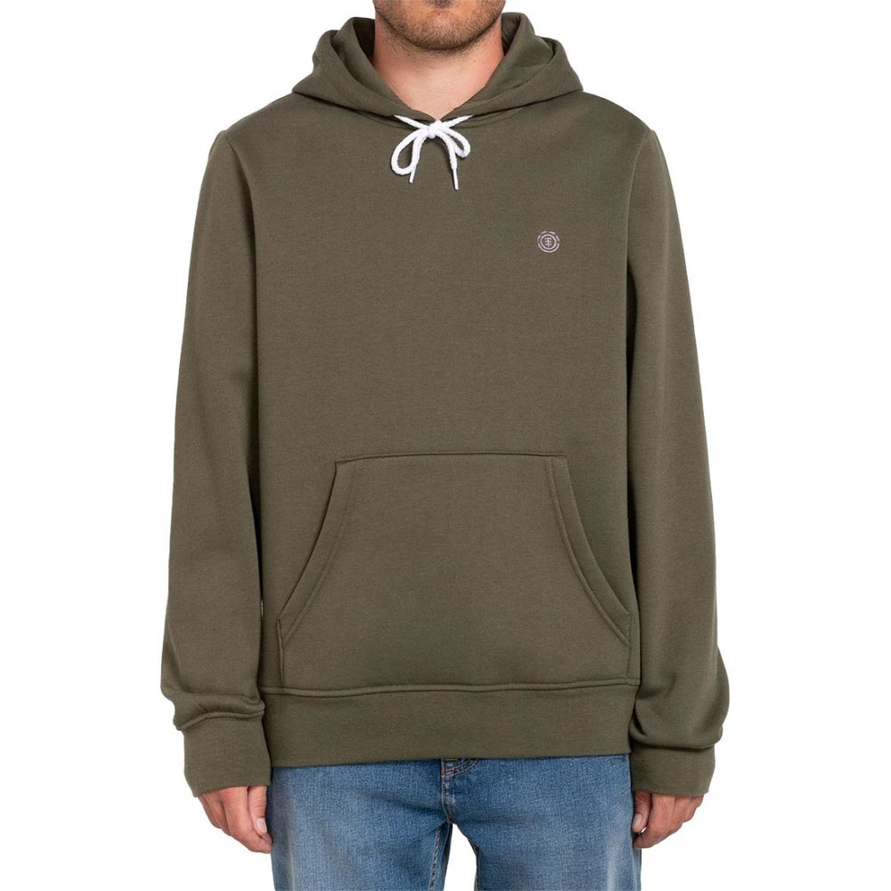 Element Cornell Classic Pullover Hoodie - Army