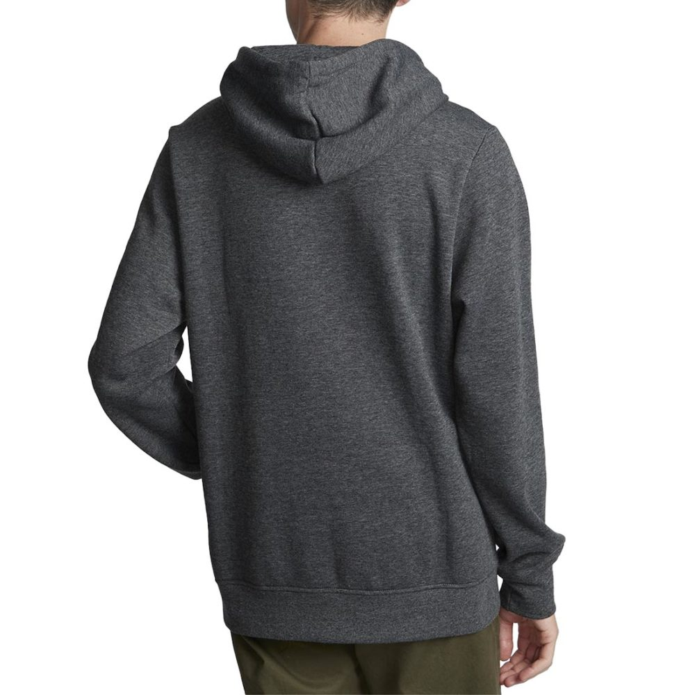 Element Cornell Classic Pullover Hoodie - Charcoal Heather