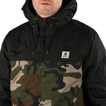 Element Dulcey Two Tones Jacket - Camo