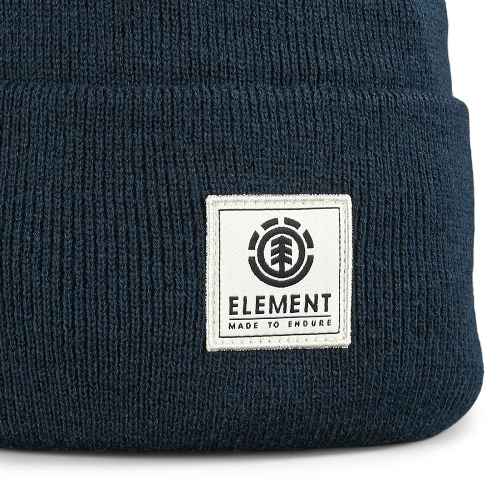 Element Dusk II Beanie Hat - Eclipse Navy