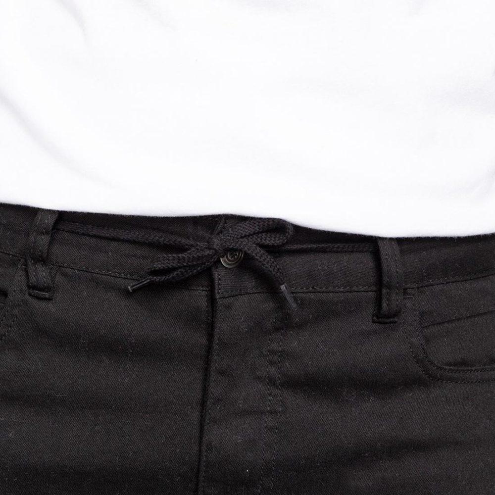 Element E02 Colour Twill Slim Fit Jeans - Flint Black