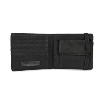 Element Endure Leather Wallet - Black