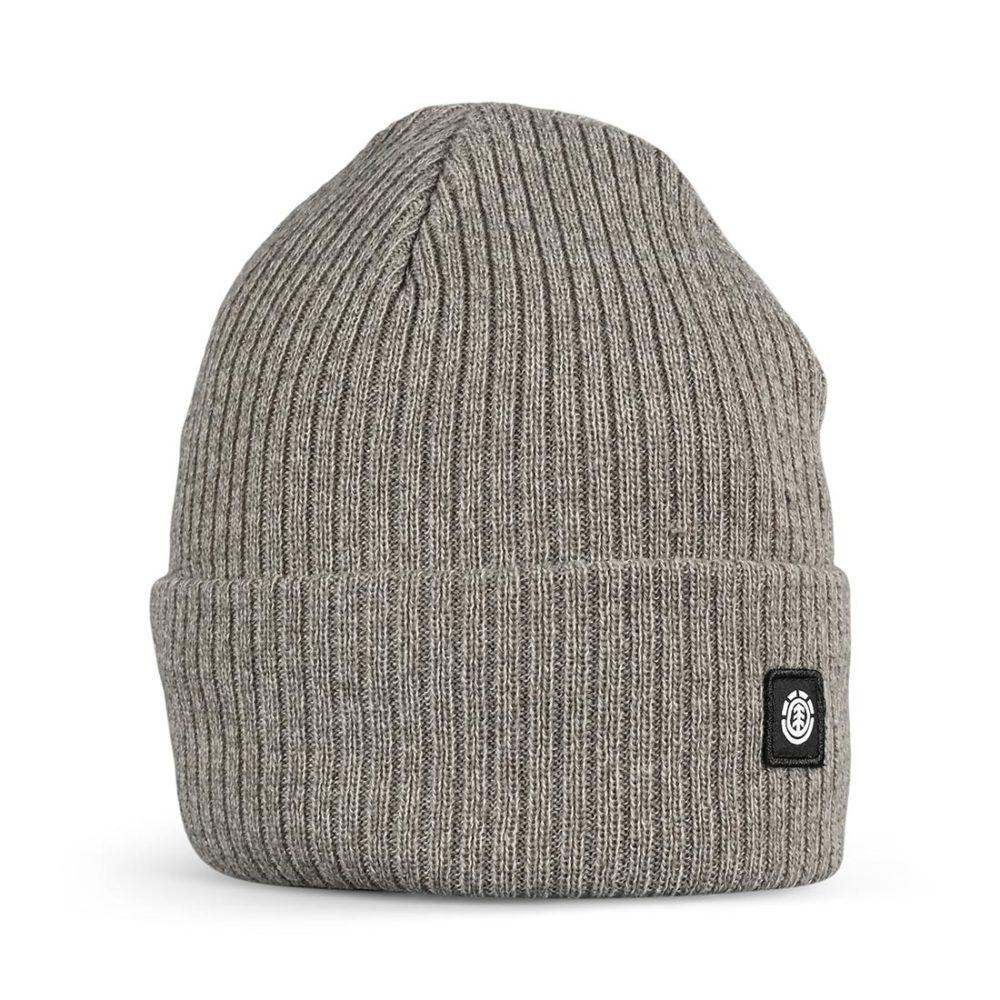 Element Flow Beanie Hat - Grey Heather