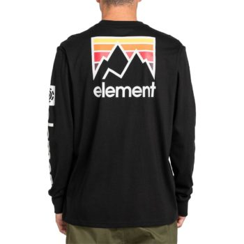 Element Joint L/S T-Shirt - Flint Black