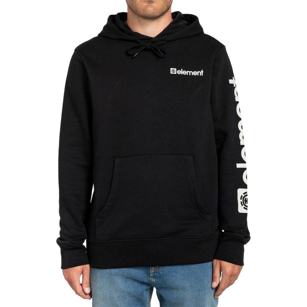 Element Joint Pullover Hoodie - Flint Black