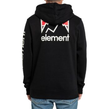 Element Joint Pullover Hoodie - Flint Black