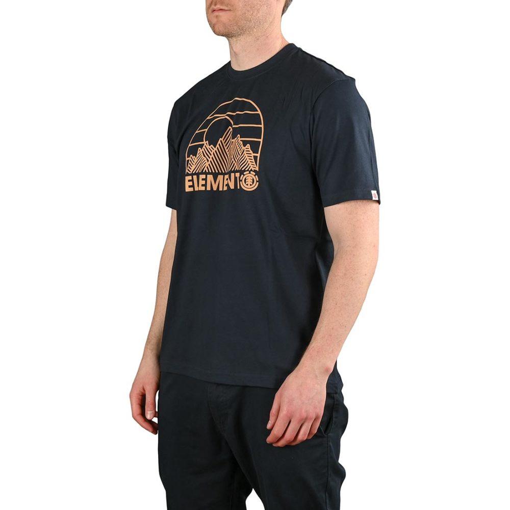 Element Kozy S/S T-Shirt - Eclipse Navy