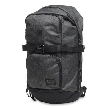 Element The Weekender 45L Backpack - Black Grid Heather