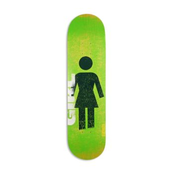 "Girl Roller OG Sean Malto 8"" Skateboard Deck"