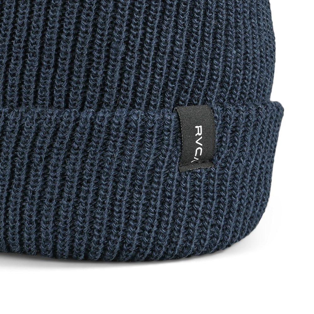 RVCA Dayshift II Beanie Hat - Navy