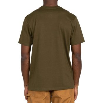 RVCA Front VA All The Way S/S T-Shirt - Sequoia Green