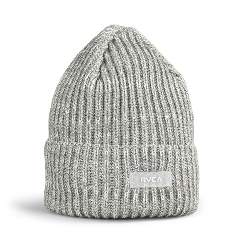 RVCA Frost Beanie Hat - Grey