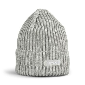 RVCA Frost Beanie Hat - Grey