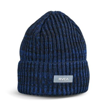 RVCA Frost Beanie Hat - Navy