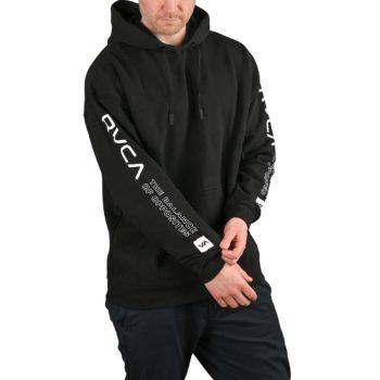 RVCA VA Sport Pullover Hoodie - Black