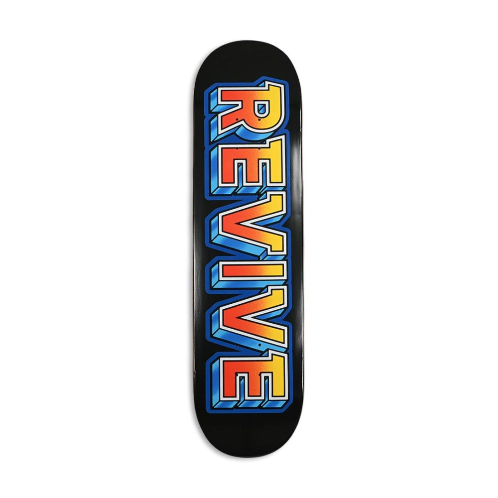 Revive Old School Canadian Maple Skateboard Deck