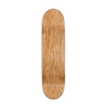 Sour Solution Army Skateboard Deck - White