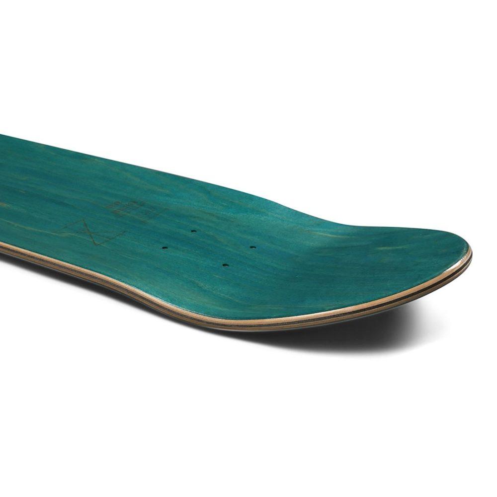 Sour Solution Barney Desert Skateboard Deck