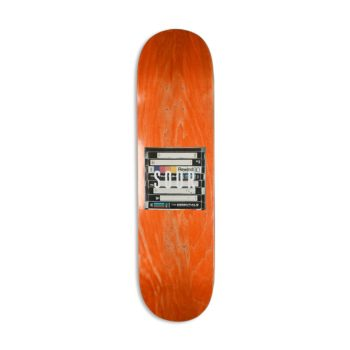 "Sour Solution Box Logo VHS 8"" Skateboard Deck"