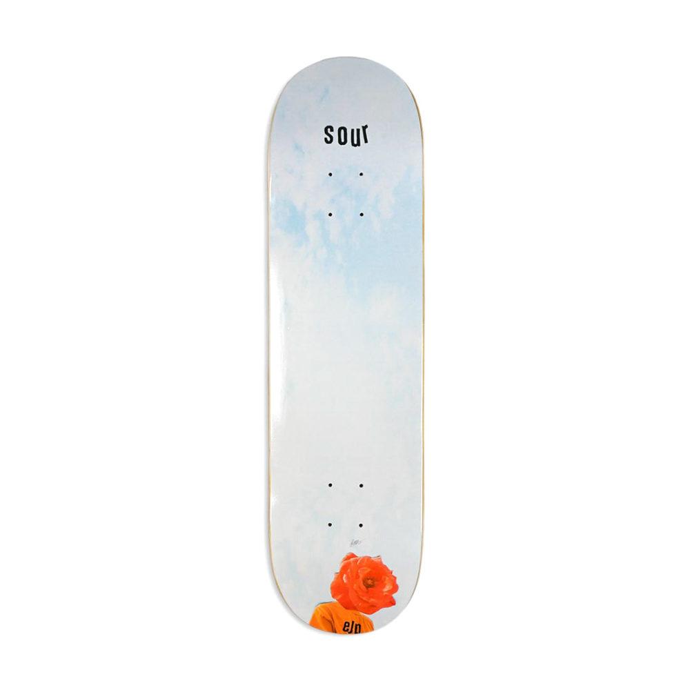 Sour Solution EJP Louisa Skateboard Deck