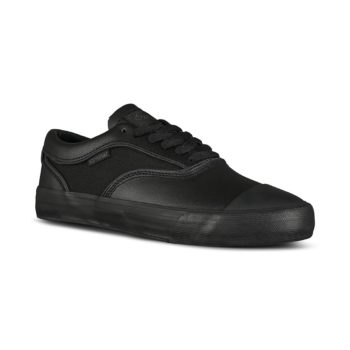 Supra Hammer VTG Skate Shoes - Black / Black