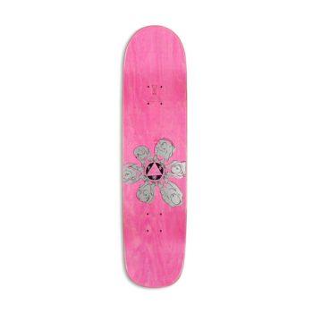 "Welcome Hooter Shooter on Bunyip 8"" Skateboard Deck"