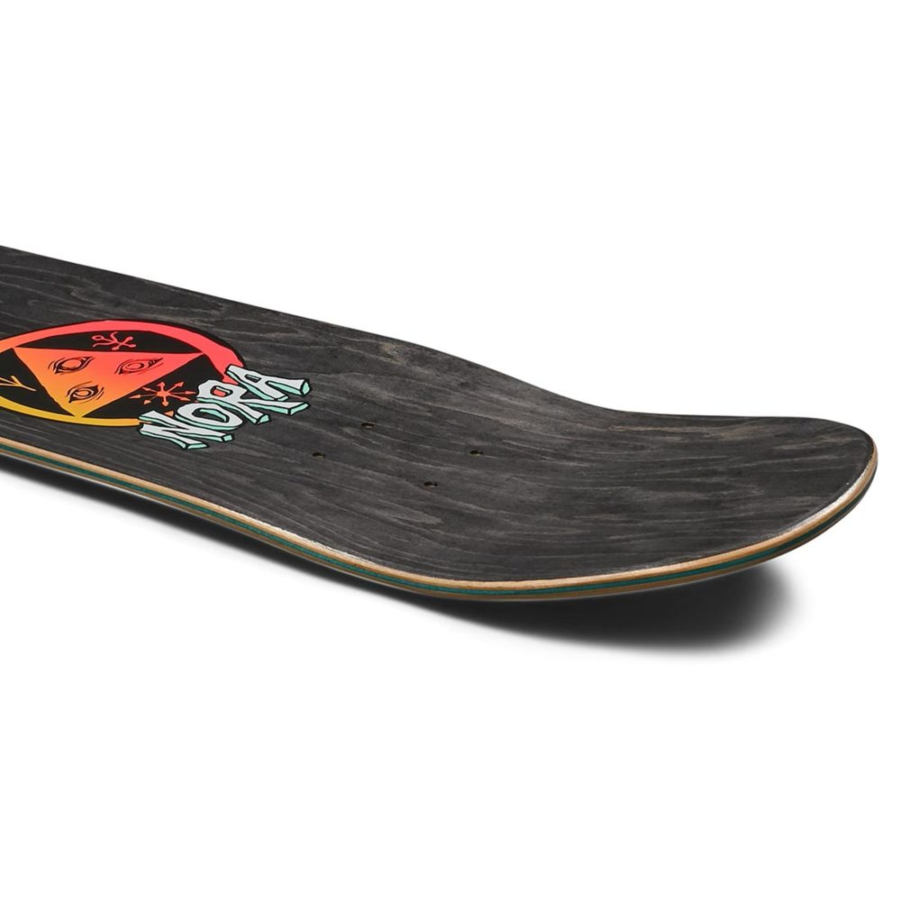 """Welcome Nora Vasconcellos Teddy on Wicked Princess 8.125"""" Deck"""