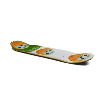 "Welcome Peggy on Sone Of Moontrimmer 8.25"" Skateboard Deck - Black"