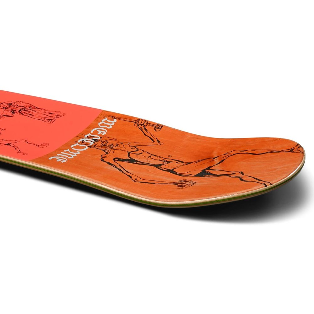 "Welcome Sloth on Boline 9.25"" Skateboard Deck"