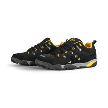 eS Symbol Skate Shoes - Black / Yellow