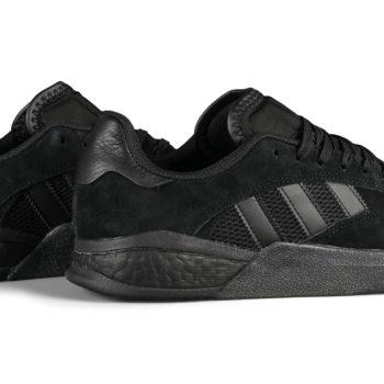Adidas 3ST.004 Skate Shoes - Core Black / Core Black / Core Black