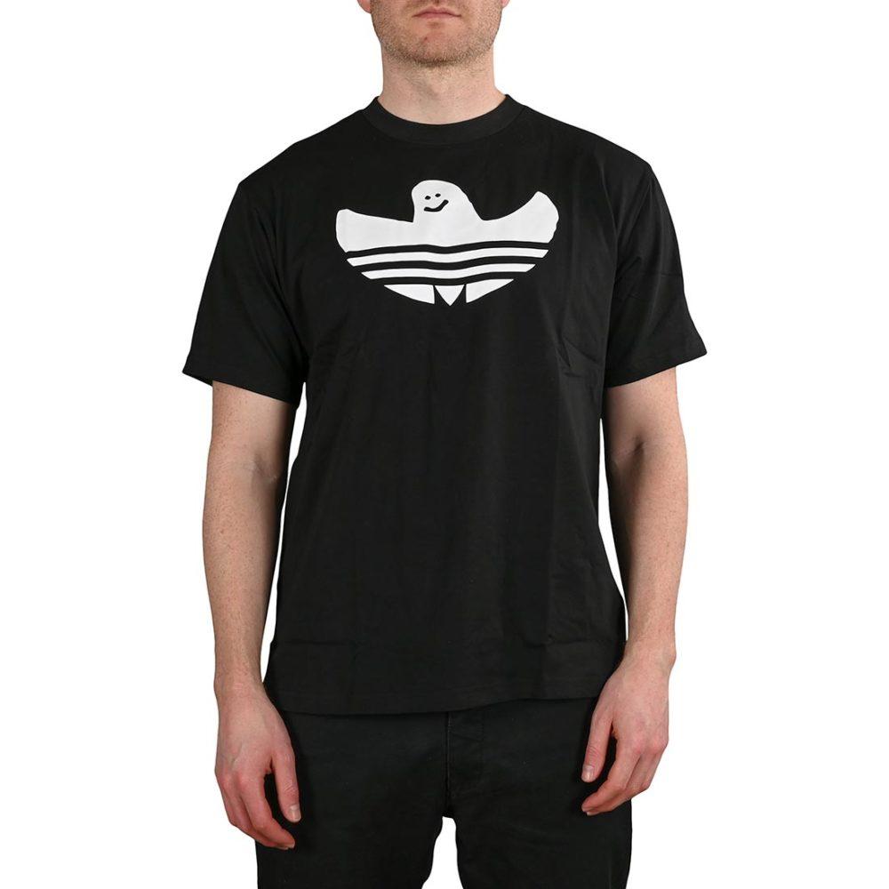Adidas Graphic Shmoo S/S T-Shirt - Black
