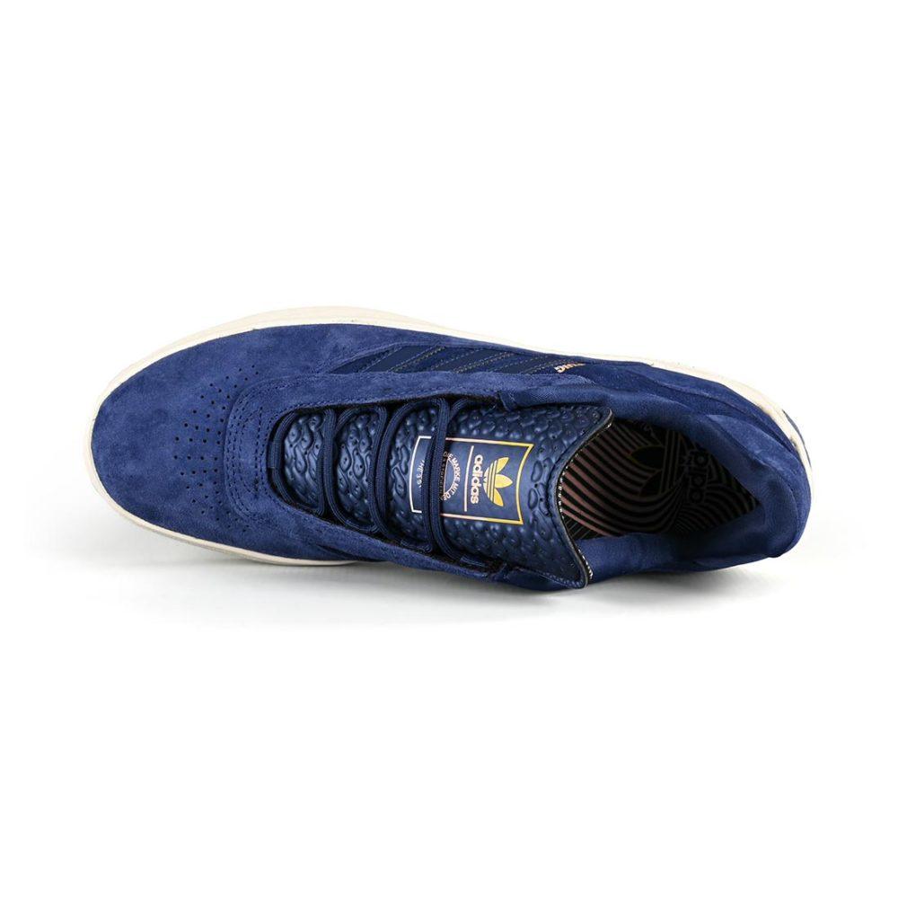 Adidas Puig Skate Shoes - Night Sky / Night Sky / Chalk White