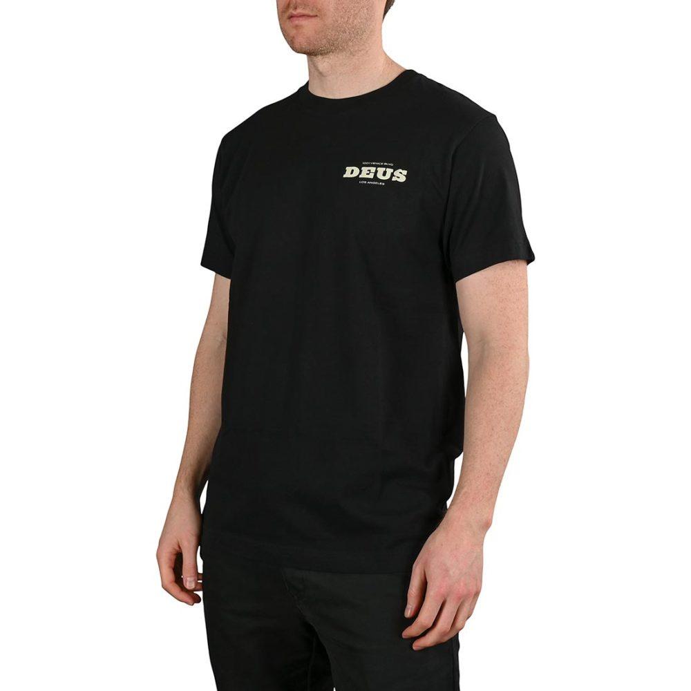 Deus Ex Machina Loco S/S T-Shirt - Black