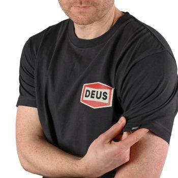 Deus Ex Machina Speed Stix S/S T-Shirt - Phantom