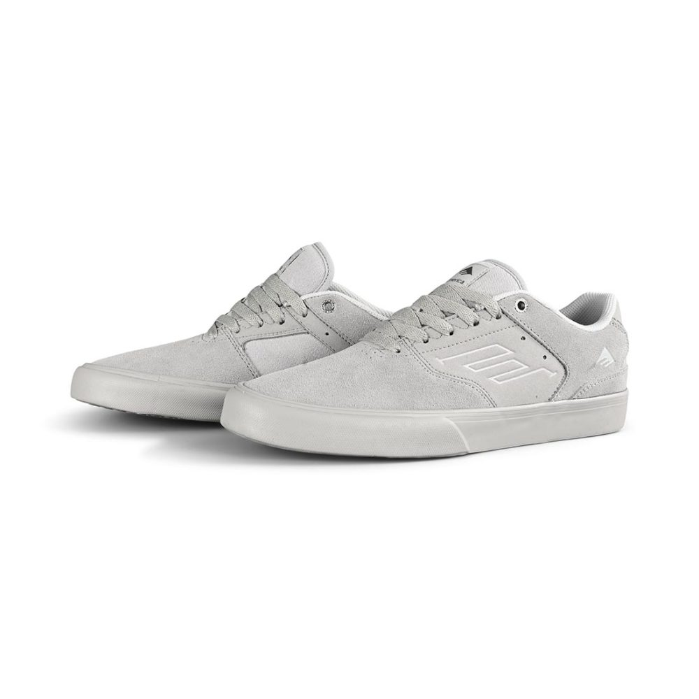 Emerica The Low Vulc Shoes - Grey