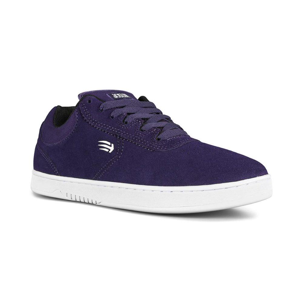 Etnies Joslin Skate Shoes - Purple