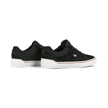 Etnies Joslin Vulc Skate Shoes - Black