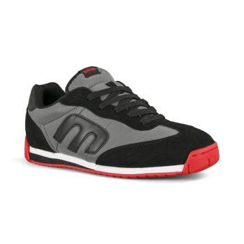 Etnies Lo-Cut CB Skate Shoes - Black / Black / Reflective