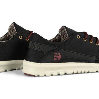 Etnies Scout Bloom Shoes - Black
