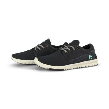 Etnies Scout Bloom Shoes - Navy