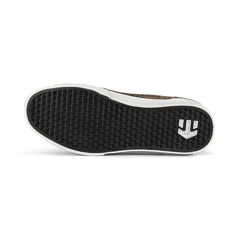 Etnies Women's Calli-Vulc Skate Shoes - Burgundy / Tan