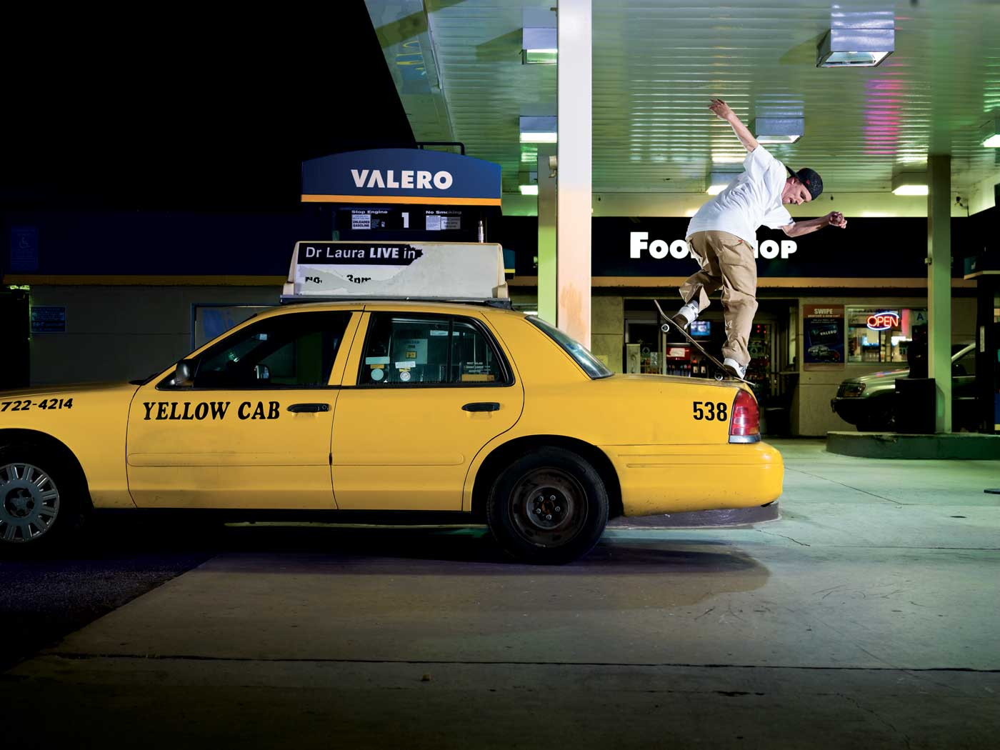 Josh Kalis Backside Nose Blunt