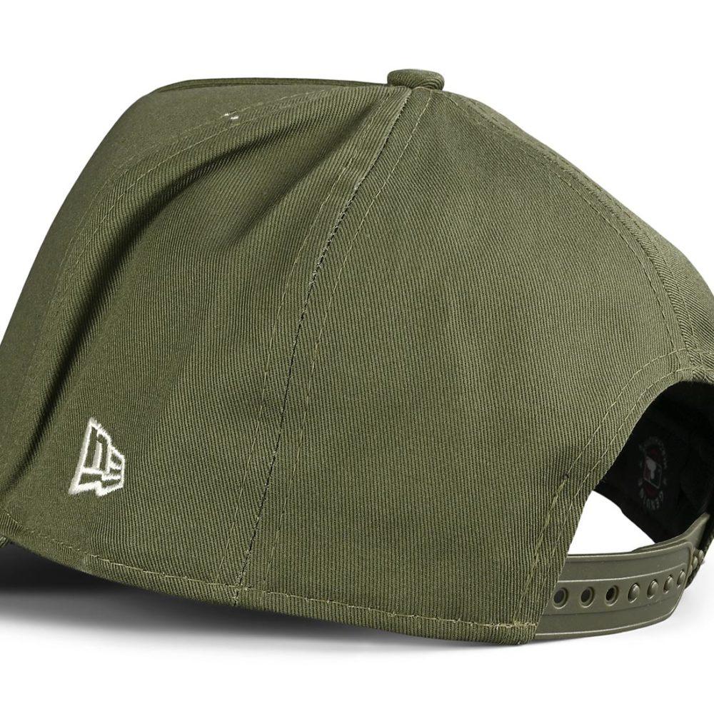 New Era NY Yankees Colour Essential 9Forty A-Frame Cap - Khaki
