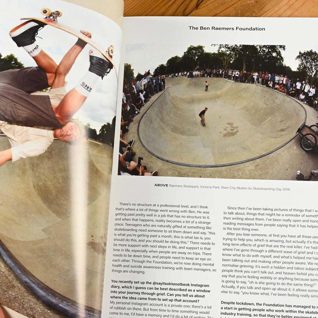 The Skateboarders Companion Magazine